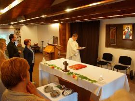 Poświęcenie Ikony - Magdalenka 4.05.2013