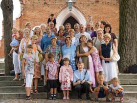 Wakacje 2012 - Gietrzwałd